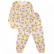 Пижама с микроначесом арт. 0032300502