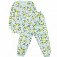 Пижама с микроначесом арт. 0032300501