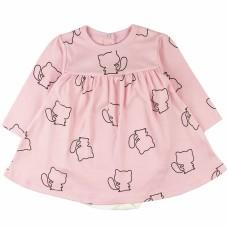 Боди-платье детский арт. 1039/14и розовый