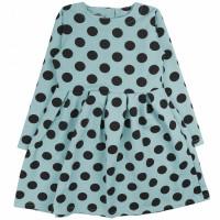 Платье арт. 376фд голубой