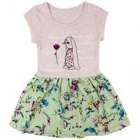 Платье арт. 0395100102 розовый