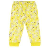 Штанишки детские арт. 00142001 желтый