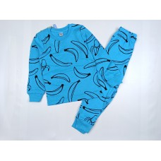 Пижама с микроначесом арт. SM538-3