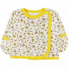Распашонка детская арт. 05611004 желтый