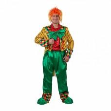 """Карнавальный костюм """"Клоун Кеша"""" желтый арт. 6006"""