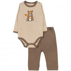 Комплект детский (боди, штанишки) арт. 61942001101