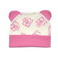 Шапочка детская арт. 625и/п розовый