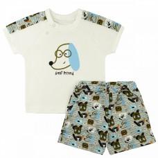 Комплект детский (футболка, шорты) арт. 672/435к ап