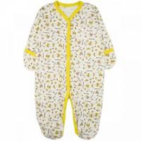 Комбинезон детский арт. 09291004 желтый