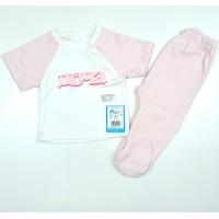 Комплект детский (футболка, ползунки) арт. 746/553и/п доча
