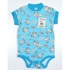 Боди детское арт. 00671001 голубой