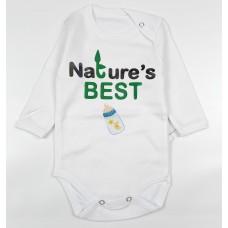 Боди детское арт. 10-118 nature's best