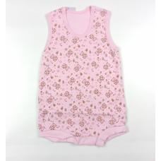 Песочник детский арт. 1220 розовый мишки