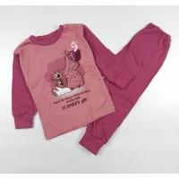Пижама арт. ПЖ-1802 розовый