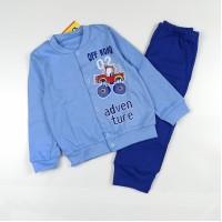Комплект детский арт. КМ-1409 голубой