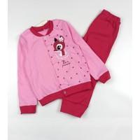 Комплект детский арт. КМ-1409 розовый