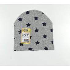 Шапка детская арт. ШП21-013 звезды