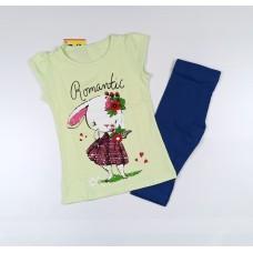 Комплект детский арт. КМ-1432 салатовый