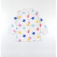 Кофточка детская арт. 15-117 звезды