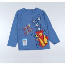 Джемпер для мальчика арт. 033/3к синий