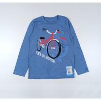 Джемпер для мальчика арт. 033/2к синий