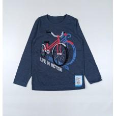 Джемпер для мальчика арт. 033/2к темно-синий