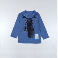 Джемпер для мальчика арт. 033к синий