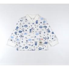 Кофточка детская арт. 001к синий