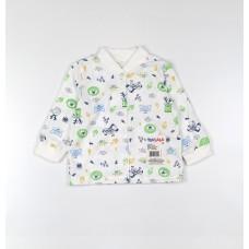 Кофточка детская арт. 001к зеленый
