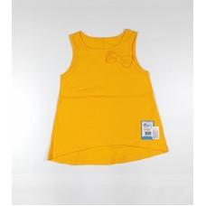 Майка для девочки арт. 262к светло-оранжевый