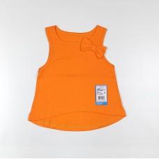 Майка для девочки арт. 262к оранжевый