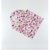 Комплект (шапка и снуд) арт. КМ-1421 розовый