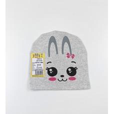Шапка детская арт. ШП21-008 заяц