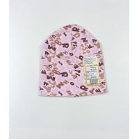 Шапка детская арт. ШП21-014 розовый