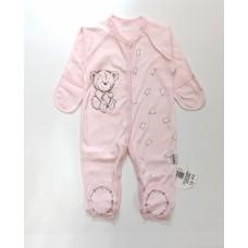 Комбинезон детский арт. КЛ.310.009.0.196.005 розовый