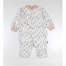 Комбинезон детский арт. ЭК.310.005.0.0.002 перья