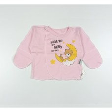 Распашонка детская арт. КЛ.110.008.0.205.005 розовый
