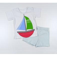 Комплект детский (футболка, шорты) арт. КЛ.332.013.0.164.011