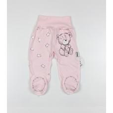 Ползунки детские арт. КЛ.230.005.0.196.011 розовый