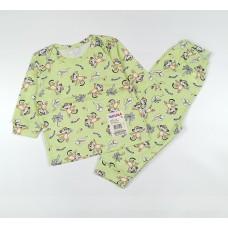 Пижама арт. 04331001 салатовый