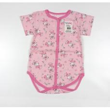 Боди детское арт. 237к розовый