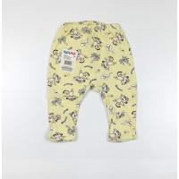 Ползунки детские арт. 009к обезьянки желтый
