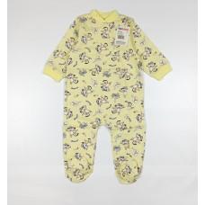 Комбинезон детский арт. 120к желтый