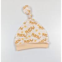 Шапочка детская арт. KIT0005 оранжевый