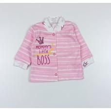 Кофточка детская арт. LBG003 розовый