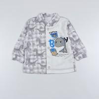 Кофточка детская арт. KL003 серый