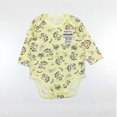Боди детское арт. 00551001 желтый