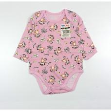 Боди детское арт. 00551001 розовый