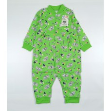 Комбинезон детский арт. 192к зеленый