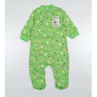 Комбинезон детский арт. 120к зеленый